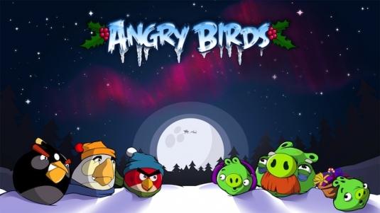 Angry Birds Seasons за PC